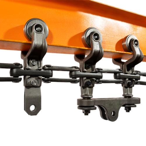 Drop Forged Overhead Conveyor Chain X348 X458 X678