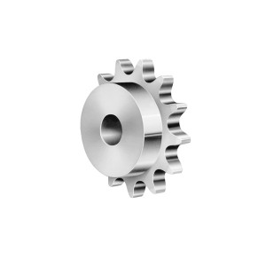 simplex Sprockets with hub (B)12B-1 (19.05X11.68mm)