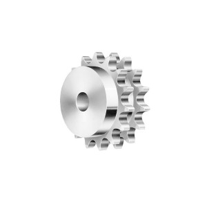 Duplex Sprockets with hub (B)06B-2 (9.525X5.72mm)