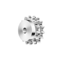 duplex Sprockets with hub (B)28B-2 (44.45X30.99mm)