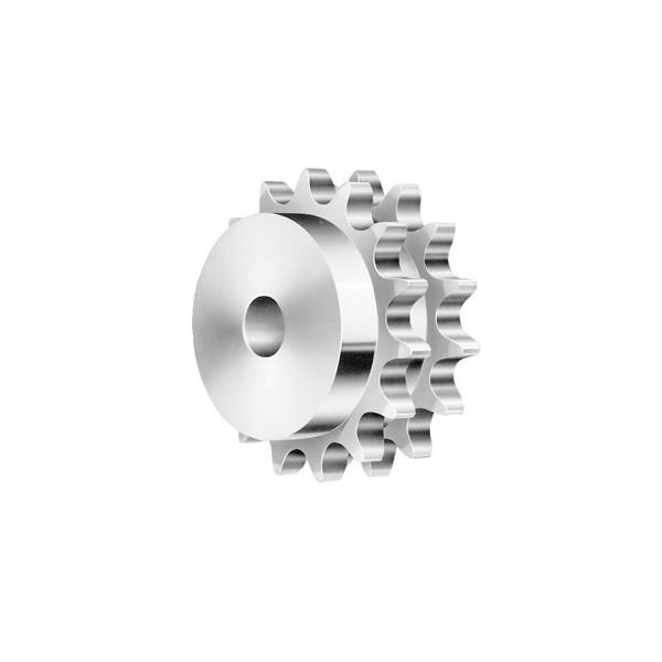 duplex Sprockets with hub (ASA)100-2 (31.75X19.05mm)