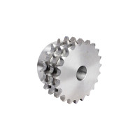 triplex Sprockets with hub (ASA)50-3 (15.875X9.52mm)
