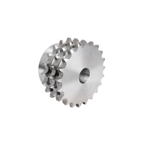 Duplex Sprockets with hub (B)06B-3 (9.525X5.72mm)
