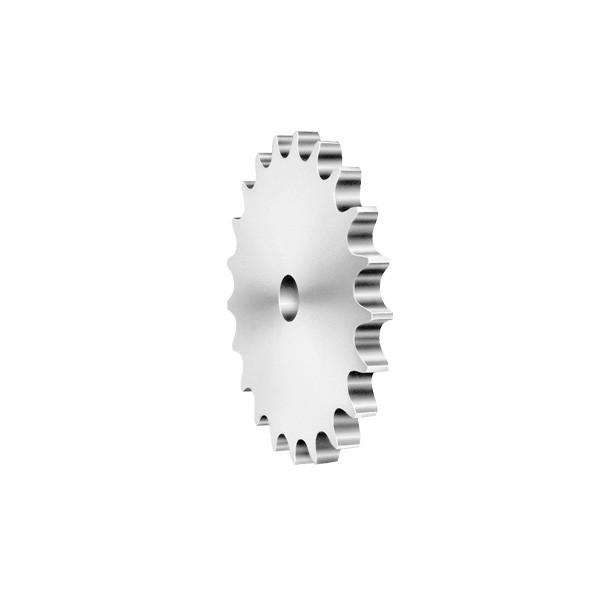 simplex plate wheel sprockets (B) 20B-1 (31.75X19.56mm)