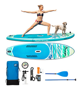 Inflatable Stand Up Paddle Board-Ocean