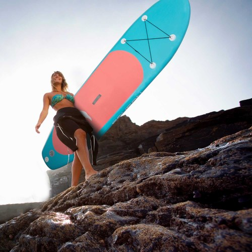 Inflatable Stand Up Paddle Board-Yoga