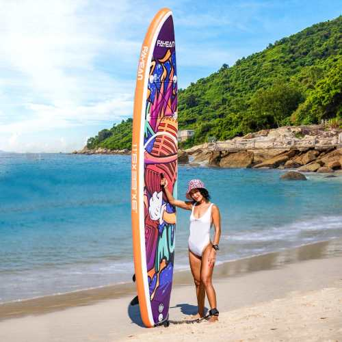 Inflatable Stand Up Paddle Board-Makefeng