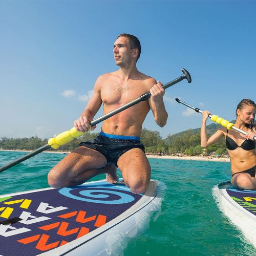 Inflatable Stand Up Paddle Board-Shark