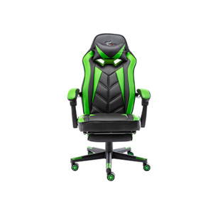 China Factory High Quality Back Gaming Chairs of  Racing 006 Green