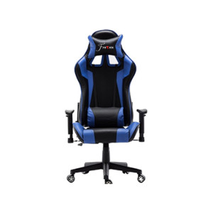 China Factory High Quality Back Gaming Chairs of  Racing 008 Blue