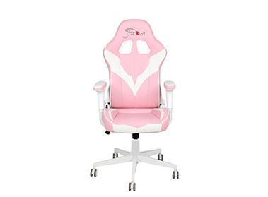 China Factory High Quality Back Gaming Chairs of  Racing 007 Pink