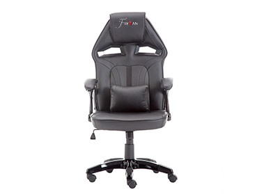 Ergonomic Backrest and Seat Recliner Computer High Back Gaming Chairs of  Racing 003 black