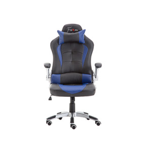 Cheap Ergonomic Gamer Office Chair Racing Gaming Chair Blue- 001