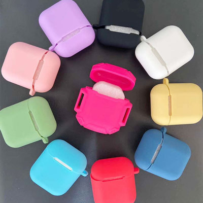 Silicone Wireless Earphone Case