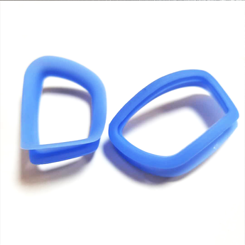 Silicone seals for swimming goggles/Silicone sealing eye frame