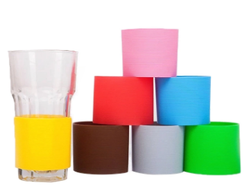 Custom Silicone Rubber Sleeve for cup
