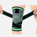 Knitted Sports Knee Pads Sleeve Knee Brace Support Compression
