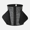 Hot Selling waist support belt trimmer 2.5mm neoprene waist trainer for woman