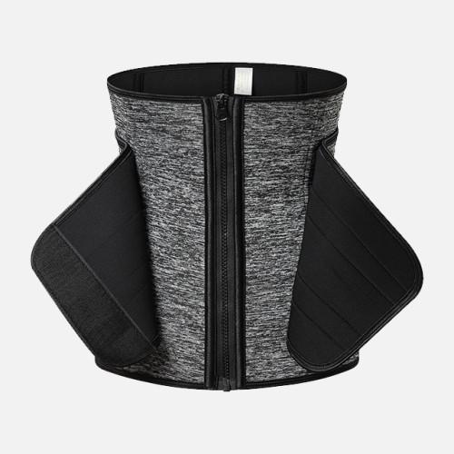 Hot Selling waist support belt trimmer 2.5mm neoprene waist trainer for woman