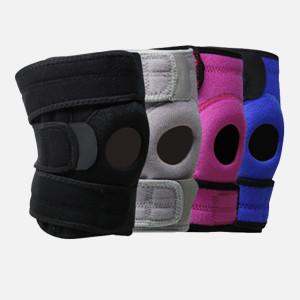 Comfortable breathable neoprene sports knee brace sports knee brace belt