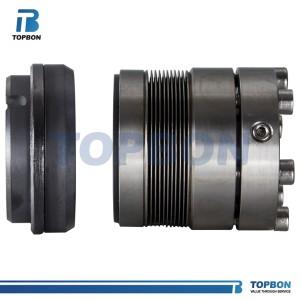 TB686 Mechanical Seal replace Burgmann MFLWT80