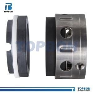 TB59U O-RING Mechanical Seal replace Burgmann BT-C56.KU seal John Crane T59U seal Aesseal M03 seal