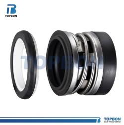 TB210 Mechanical Seal Replacement to: John Crane 2100, Aesseal B05 seal