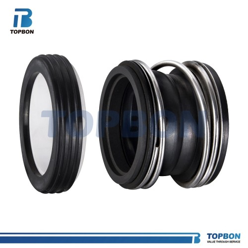 TB150A replace the mechanical seal of Vulcan 1520