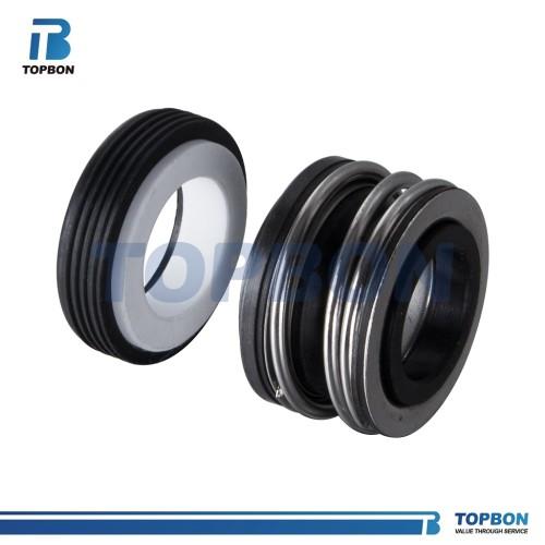 TB60/65 Elastomer Mechanical Seal Replace AES B04/B04U, VULCAN 60/65, John Crane 106