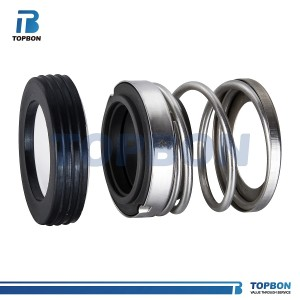 TB20/20T Elastomer Mechanical Seal replace Burgmann MG920/ D1-G50 seal, John Crane type 2 seal