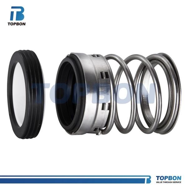 TB1 Elastomer Mechanical Seal replace Aesseal P05U seal John Crane type 1 seal