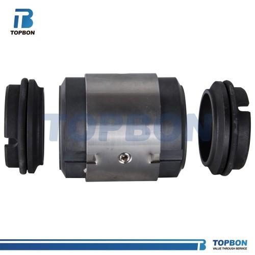 TBM74D mechanical seal  Replace the mechanical seal of Burgmann H74-D