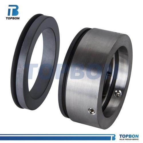 TB491 Mechanical Seal Replace Burgmann and John Crane