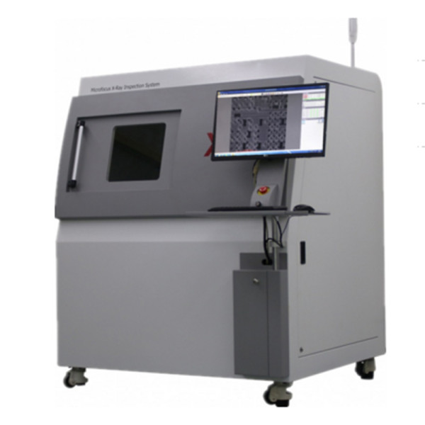 高解像度X線検査システム