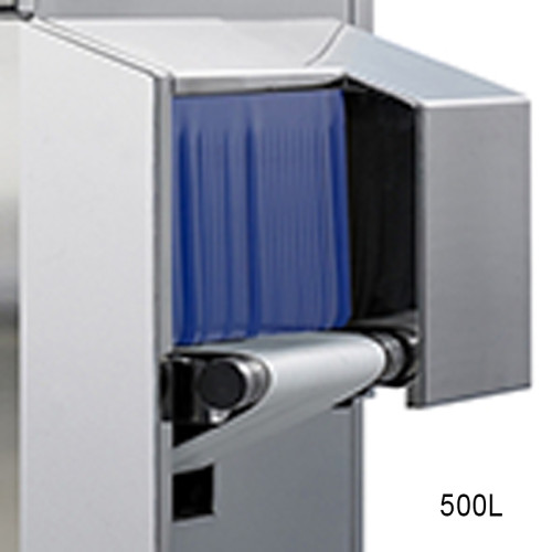 Intensive scanning compact X-ray inspection