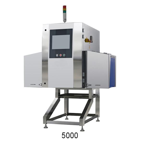Inspection par rayons X de type récipient en plastique métallique