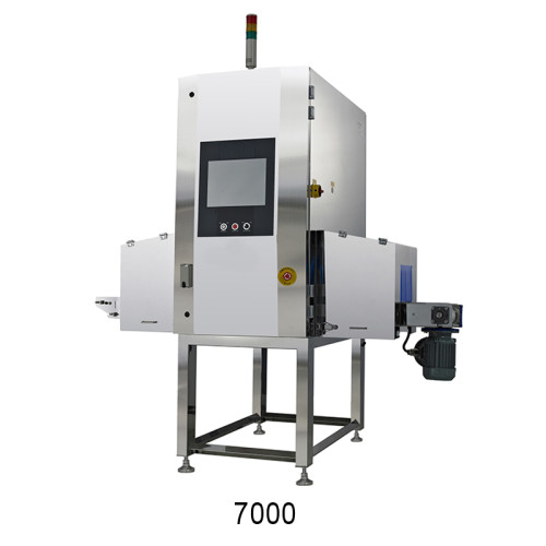 金属プラスチック容器式X線検査