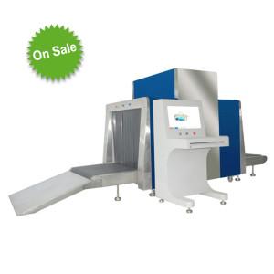 Röntgengerät für großes Gepäck scannen