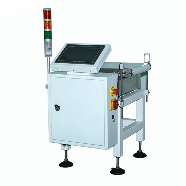 Economical automatic checkweigher