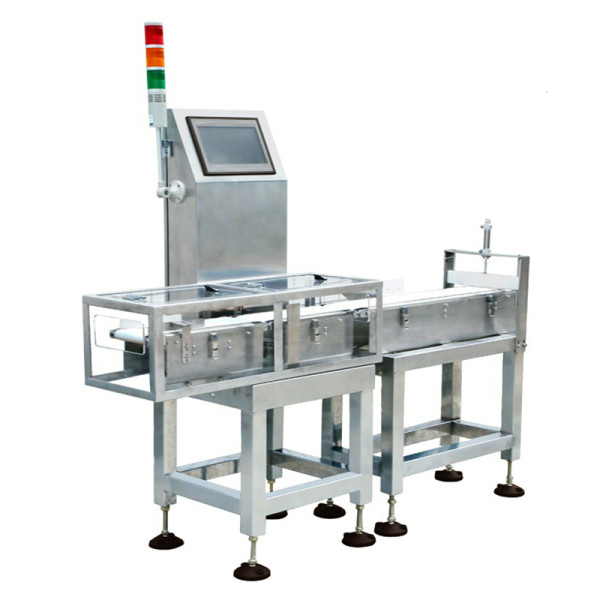 Ultra small range checkweigher food