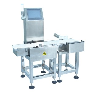 For Standing Product Checkweigher Food Industry
