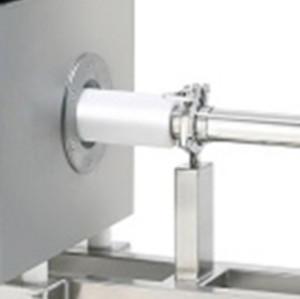 液体を検出できるパイプ金属探知機