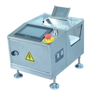 Positive negative static checkweigher