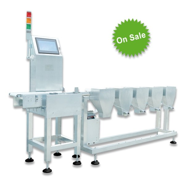 High precision Automatic weight sorting scale