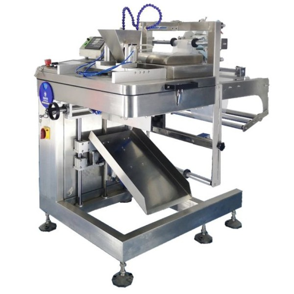 Machine d'emballage de film de tube