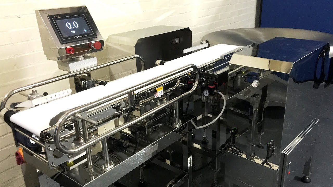 five tips for choosing the right checkweigher
