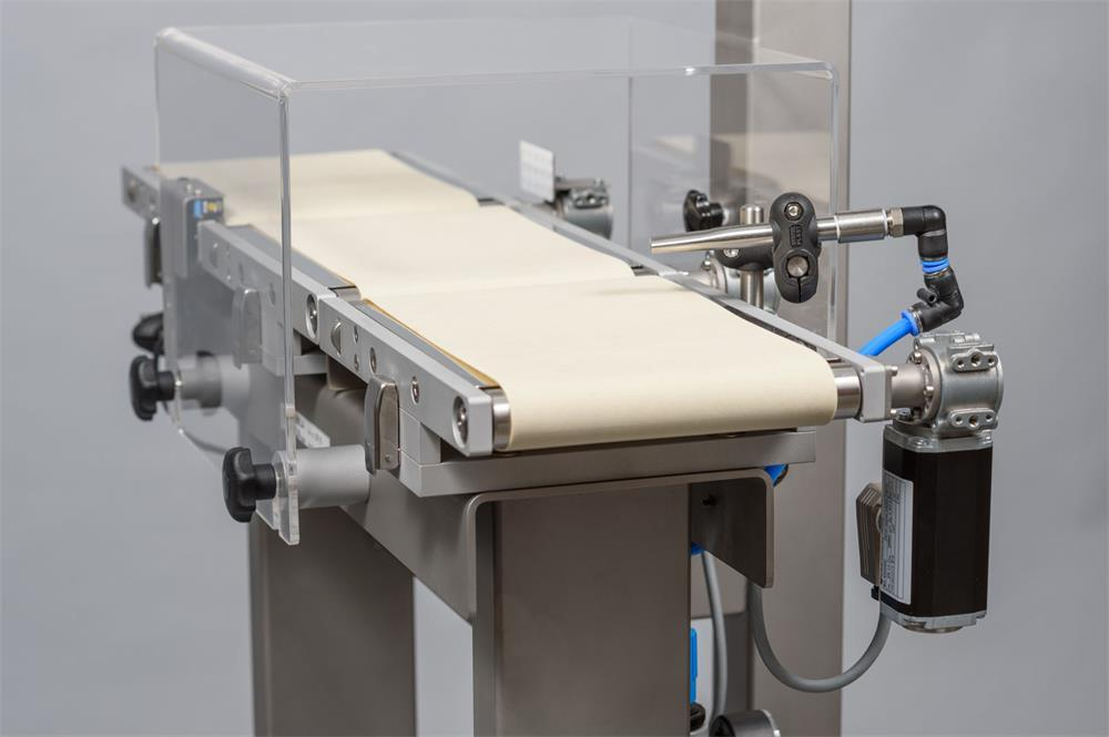 the accuracy-test method of the checkweigher