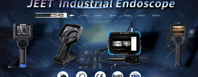 Industrial video borescope