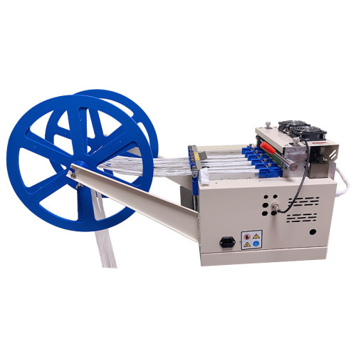 Earloop Cutting Mask Machine Detail-Hot And Cold-180 kinves/Min