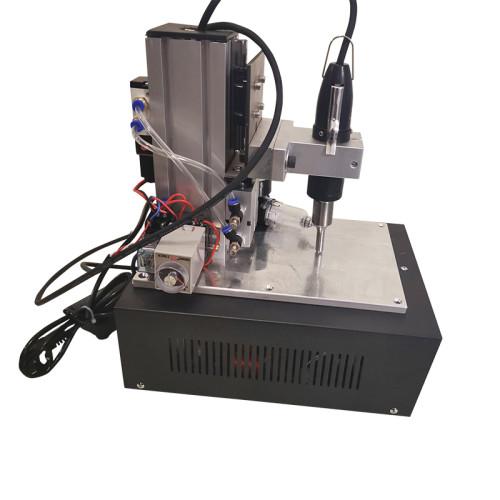 Earloop Welding Mask Machine-Manual-10~15PCS/MIN